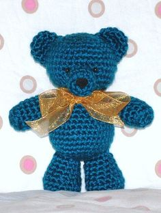 If you find it, this Basic Teddy Bear Pattern might make a great Holiday Gift - either for the DIYer  - or to make yourself for someone!!