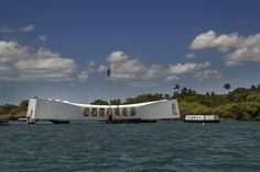 Pearl Harbour - Arizona Memorial