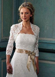 wedding dresses for the older bride