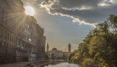 Primăria din Oradea Clouds, Outdoor, Outdoors, Outdoor Games, Outdoor Living, Cloud