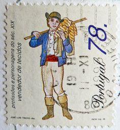 selo Portugal postage 78 escudos