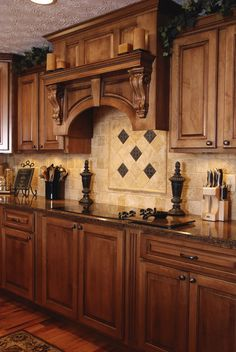 ... Beautiful Kitchens Design in Many House Styles : Classic Beautiful - One of my faves!