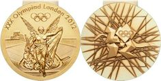 Olympic Medals 2012 London