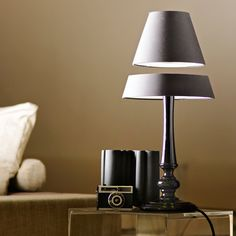 Fancy - Floating Lamp by Crealev
