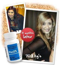 Phen375 Weight Loss Before After