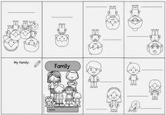 """Materialien zum Englischthema """"Family""""   Zum Englischthema """"Family"""" gibt es ja schon passende Flashcards und Wortkarten (s. oben). Nun habe..."""