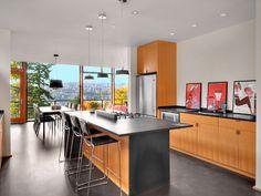 Modern Home – Seattle – Replinger Hossner Architects