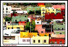 fachadas.México