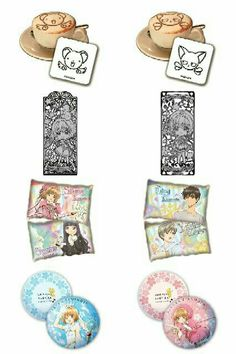Cardcaptor Sakura, Clamp, Cards, Maps, Playing Cards