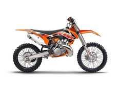 The KTM 250 SX. Just might be my next bike since the Japanese don't make a 2-stroke anymore