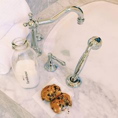 The fresh warm cookies left in your room at night is reason enough to want to go back to Farmhouse Inn in Sonoma.