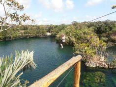 LabnaHa Cenotes & Eco Park: Mer en su salsa