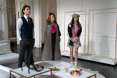 Patricia Field, Lily Collins, Miranda Priestly, Star Fashion, Paris Fashion, Fashion Show, Female Fashion, Alexandre Vauthier, Christian Siriano