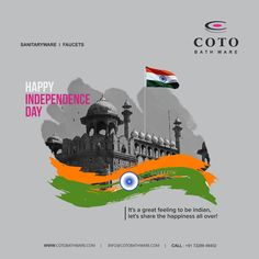It's a great feeling to be Indian, let's share the happiness all over ! Happy Independence Day Images, 15 August Independence Day, Indian Independence Day, Indian Flag Images, Indian Army Quotes, Student Of The Month, Navratri Wishes, Holi Wishes, Hindu Festivals