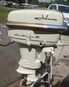 7 Best Outboard Johnson 6 hp images Boat engine