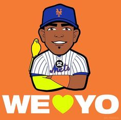 Mets We Love Yo