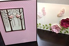 Memory Box Valentine's taught by Theresa Laurent