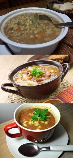sopa de feijao com arroz engorda