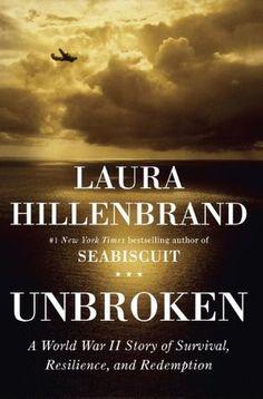 Unbroken.. a true story. Amazing.