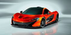 Top 5 Concept Cars From The Paris Auto Show 2012: McLaren, BMW, Mercedes, Oh My!