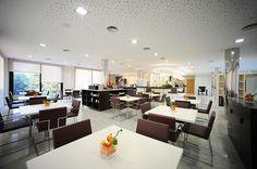 Hotel Desitges - salón desayuno