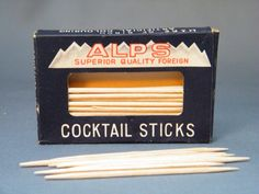 Cocktail Sticks, Cocktails, Craft Cocktails, Cocktail, Drinks, Smoothies