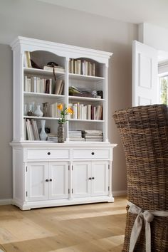 Buy Provence Solid Mahogany Timber Open Hutch Cabinet from LivingStyles for Australia wide delivery. Provence Solid Mahogany Timber Open Hutch Cabinet with Buffet Base White Hutch, Hutch Cabinet, Painted Hutch, Bookshelves, Living Room Furniture, Shelving, Provence, Storage, Teak