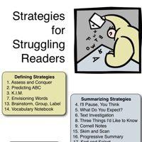 18 CCSS Ideas for Struggling Readers: Define, Summarize, Compare