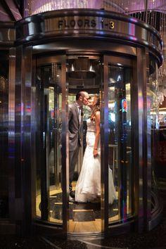 Vegas Wedding Cosmopolitan Las