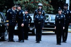 Police Academy, Comedy Films, Punk, American, Style, Swag, Punk Rock, Outfits