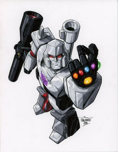 The original version of Megatron : transformers Transformers Memes, Transformers Decepticons, G1 Megatron, Transformers Characters, Transformer Tattoo, Gogo Tomago, Fighting Robots, Fanart, Cartoon Sketches