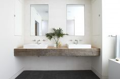 Refined Rustic Bath