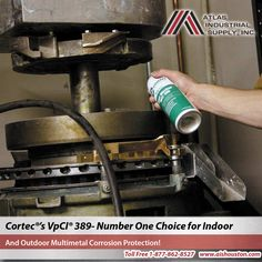 Cortec®'s VpCI® 389- Number One Choice for Indoor -