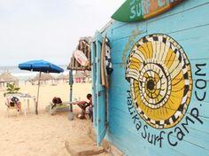 Malika surf camp Senegal