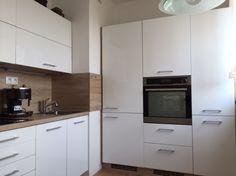 Poradca: Jana Smatanová - kuchyňa Ester Kitchen Cabinets, Home Decor, Living Room Ideas, Apartment Living Rooms, Decoration Home, Room Decor, Cabinets, Home Interior Design, Dressers