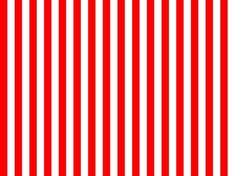 Pirate Red Striped Sail - for friendly pirates (no skulls!)