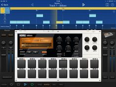 Korg Gadget, il sorprendente studio musicale mobile nato per iPad sbarca anche su iPhone ed è il miglior compositore di sempre  Siamo sempre stati dell'opinione che i dispositivi iOS sono fatti per dare sfogo alla creatività e non solo come meri strumenti per comunicare e Korg Gadget è il tipico esempio di app che smentisce chiunque dica che un iPad o un iPhone non possano essere utilizzati per il lavoro vero.