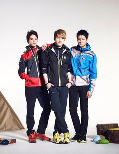 JYJ for M Limited Spring/Summer 2014 Ad Campaign
