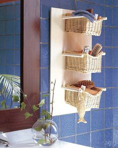 3 DIY wicker basket projects