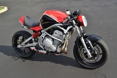 "Kawasaki Ninja 650 R (ER-6f) ""Buffalo Harbor"" by Kustom Research"