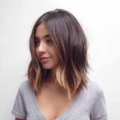 Best Bob and Lob Hairstyles: Bye Bob! Hallo Fashion-Lob! Diese Frisur wollen je...