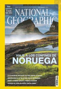 National Geographic España - Diciembre 2013 - Viaje a los confines de Noruega