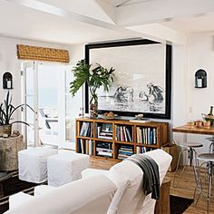 50 Beautiful Befores & Afters | Modern Beach Bungalow: After | CoastalLiving.com