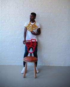 Umqhele Chair Umongo X Afrigarde-