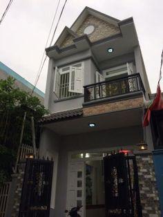 Bán nhà 1 lầu 1 trệt gần UBND phường Tân Đông Hiệp, cách chợ Dĩ An 1km