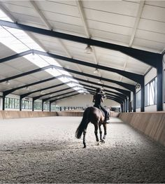 prefab Indoor Riding Arenas And Steel Horse Barns Riding Stables, Horse Stables, Horse Farms, Horse Riding, Dream Stables, Dream Barn, Mc2, Horse Barn Designs, Barn Stalls