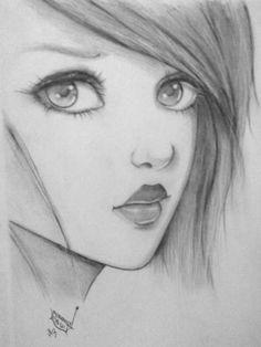 pencil drawings sketches simple sketch beginners easy drawing nature beginner adult