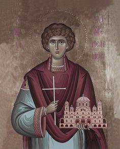 αέναη επΑνάσταση: Ο Άγιος Παντελεήμων και οι Ύμνοι στον Άγιο (Αφιέρωμα)