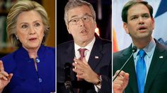 New Poll: Bush, Paul, Rubio Beating Hillary in Key State (05/08/2015 - Fox News Insider - Outnumbered) Hmmm..could that have anything to do with the book 'Clinton Cash' Billy Boy says has 'not have one shred of evidence?'