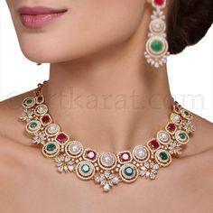 THE KAUSUDHI NECKLACE BY ART KARAT JEWELRY.Whatsapp: +918860801802. #artkarat #padmavati #jewelry #jewelrydesigner #indianjewelry #jewellery #polki #jadau #shoponline #earrings #kundan #indianjewellery #bride #indianwedding #royal #jewels #luxuryjewels #potd #shopnow #indianbride #destinationweddings #bridaljewellery #instalike #padmavat #indiancouture #bollywood #indianwear